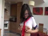 香港-abc-美少女-cosplay-書院妹
